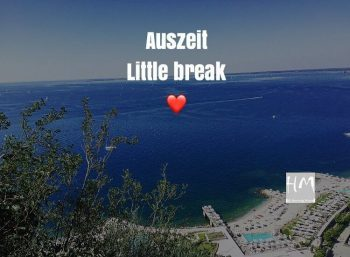 Auszeit - take a little break